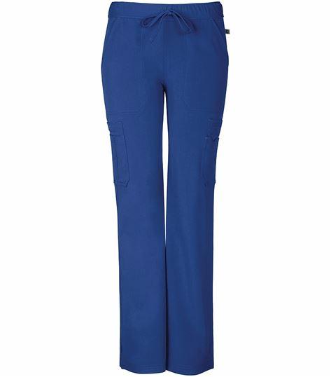 Sapphire Women's  Mid Rise Drawstring Scrub Pants-SA100A
