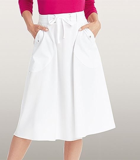 Grey's Anatomy 3PKT FLARE SKIRT 2510