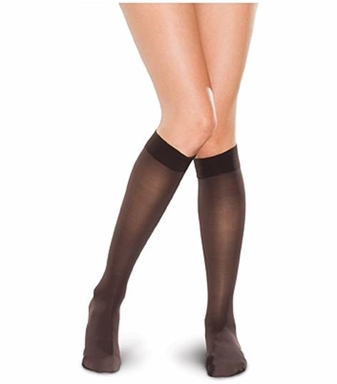 Cherokee Hosiery 15-20 Hg Sheer Knee Highs TF681