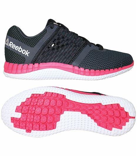 Reebok Women's Lightweight Sneaker- ZPRINTRUN