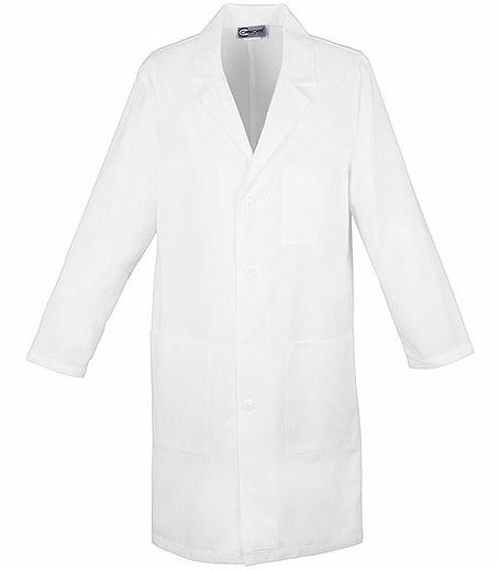 "Dickies Professional Whites 40"" Unisex Lab Coat 1346"