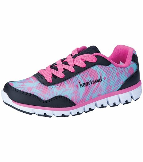 HeartSoul Women's Lace Up Sneakers-LOVEMENOT