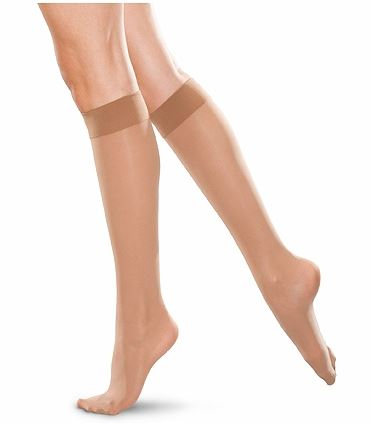 Cherokee Hosiery 20-30 Hg Closed Toe Knee Highs TF172