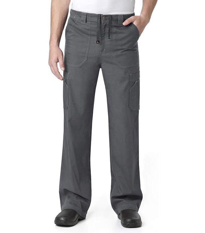 d2fcc1f4791 Carhartt Men's Ripstrop Multi-Cargo Scrub Pants-C54108 | Medical Scrubs  Collection