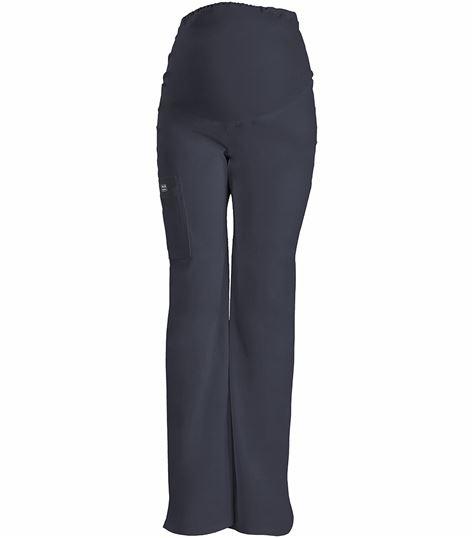 Cherokee WorkWear Core Stretch Maternity Cargo Scrub Pants-4208