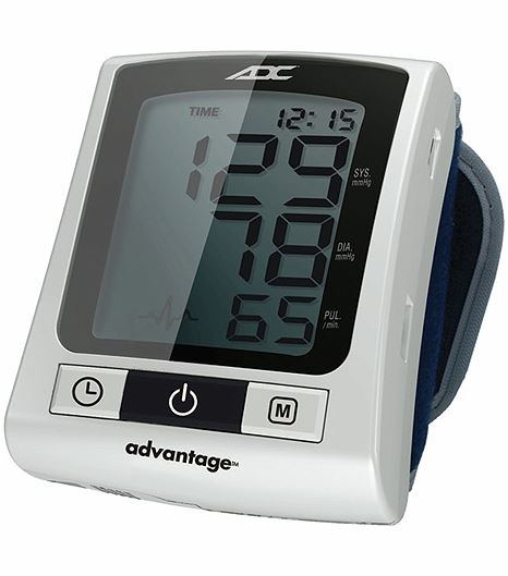 Accessories Advantage Wrist Digital Bp Monitor AD6015N