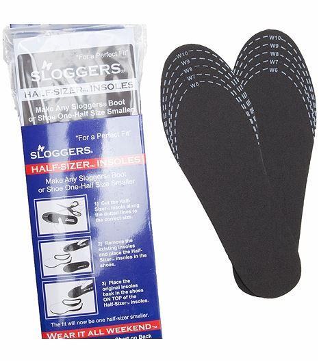 Cherokee Shoes Slogger Half Sizers Insoles SL330