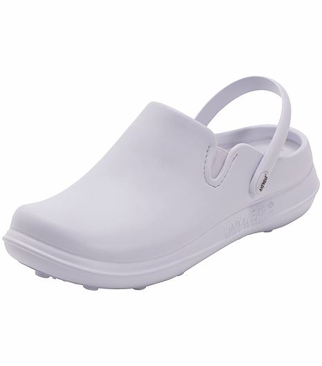 Anywear Unisex Slip Resistant Nurse Clogs-ALEXIS