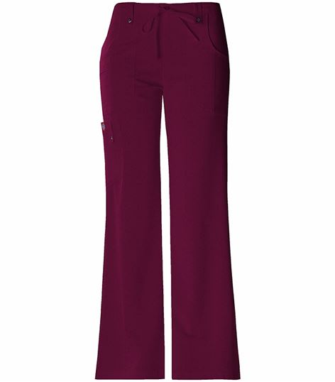 Dickies Xtreme Stretch Women's Drawstring Cargo Scrub Pants-82011