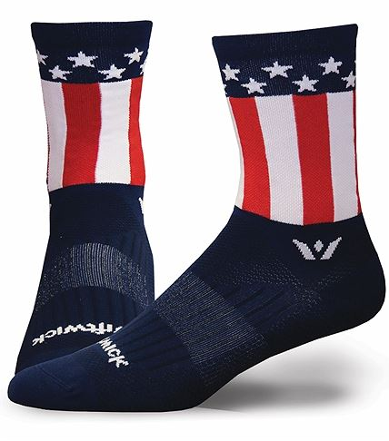 Cherokee Unisex Crew Sock-VISIONFIVE