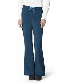 Carhartt Crossflex Women's Drawstring Flare Leg Scrub Pants-C52210