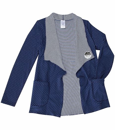 Cherokee Runway Reversible Knit Cardigan 3444