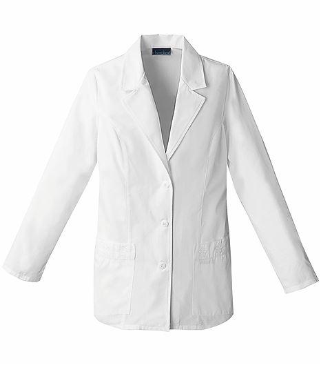 "Cherokee Fashion Women's 29"" White Lab Coat-2390"