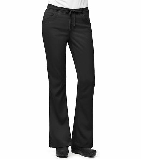 Carhartt Flex Women's Drawstring Flare Leg Scrub Pants-C51202