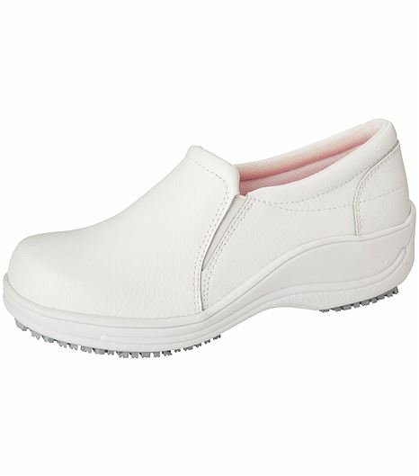 Anywear by Cherokee Footwear - Leather Slip On SAVVY
