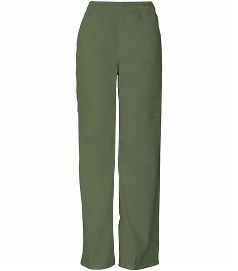 Dickies EDS Signature Men's Elastic Waist Cargo Scrub Pants-81006