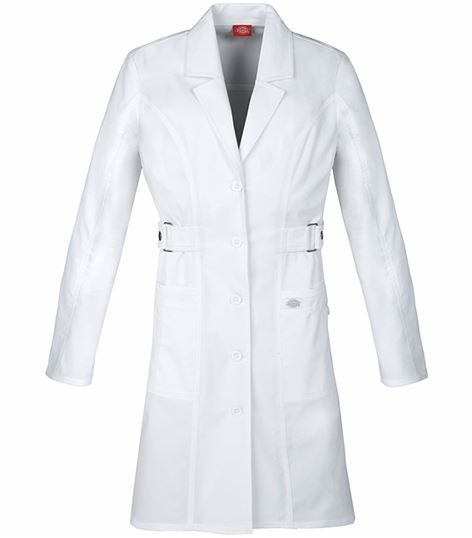 "Dickies GenFlex Women's 36"" Lab Coat-82410"