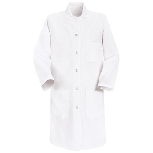 RED KAP 5210WH WOMENS LAB COAT