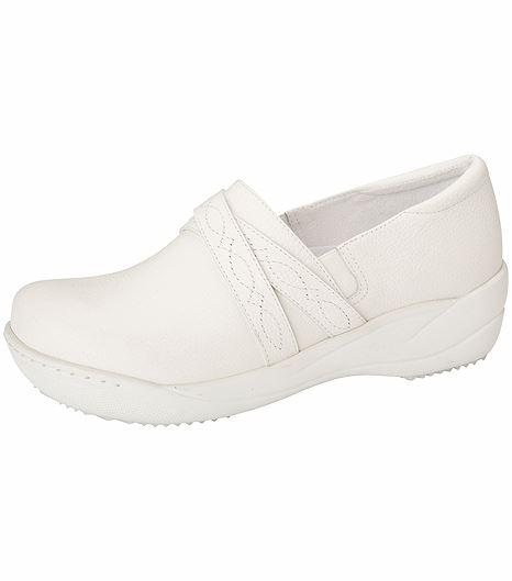 Anywear by Cherokee Footwear Leather Step In MARIAH