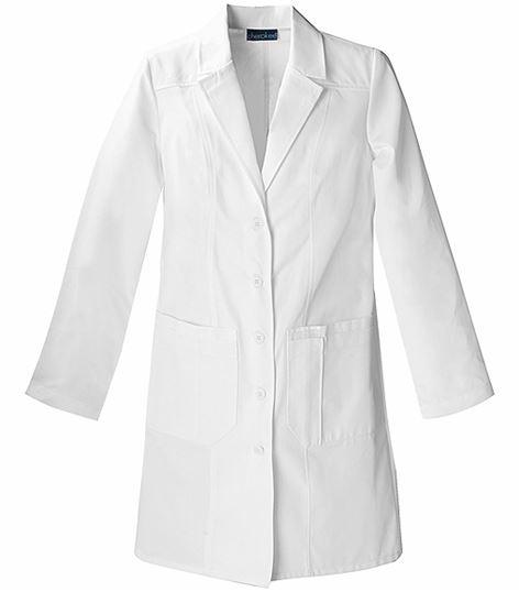"""Cherokee Women's 36"""" White Lab Coat-2319"""