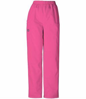 Cherokee WorkWear Women's Elastic Pull On Cargo Scrub Pants-4200