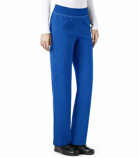 Carhartt Cross Flex Women's Knit Waist Cargo Scrub Pants-C52310