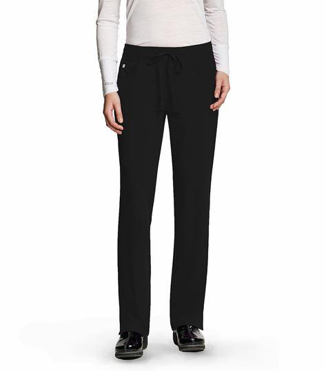 Barco Grey's Anatomy Women's Straight Leg, Low Rise Scrub Pants-2210
