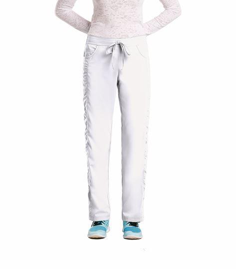 KD110 5 Pocket Shirred Drawstring Pant 8201
