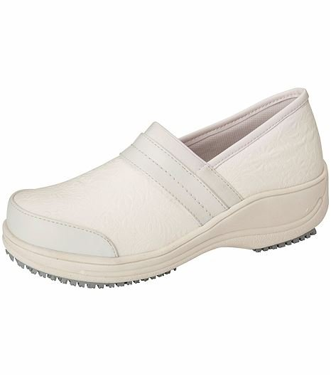 Anywear by Cherokee Women's Slip On Nursing Shoes-NAOMI