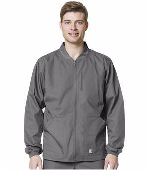 Carhartt Men's Ripstop Zip Up Warm-Up Scrub Jacket-C84108