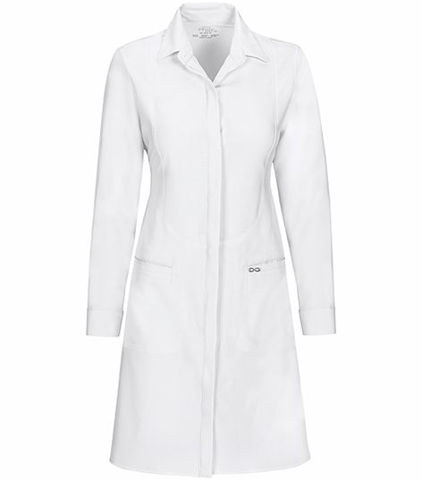"Cherokee Infinity Women's 40"" Lab Coat-1401A"