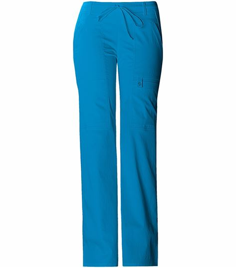 Cherokee Luxe Low Rise Drawstring Cargo Pant 21100