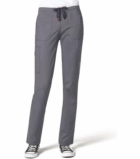 WonderWink WonderFLEX Slim Straight Pant 5408