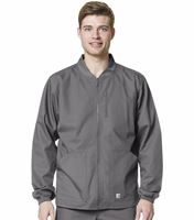 Carhartt Men's Ripstop Zip Up Warm-Up Scrub Jacket-C84108