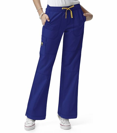 WonderWink Four-Stretch Sporty Cargo Pant 5214