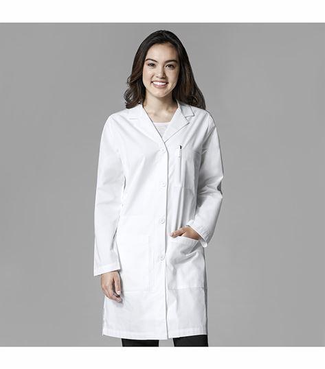 WonderWink Lab Coats Long Coat 7402