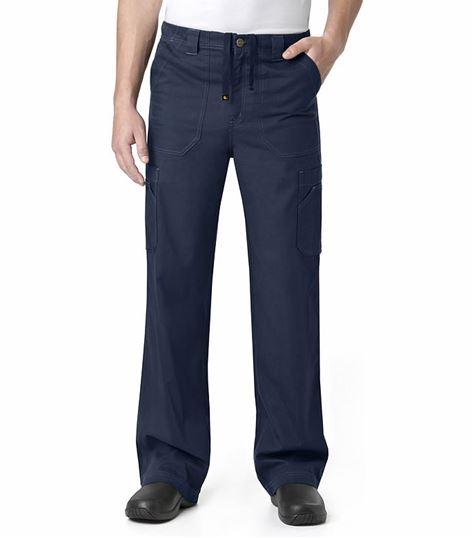 Carhartt Men's Ripstrop Multi-Cargo Scrub Pants-C54108