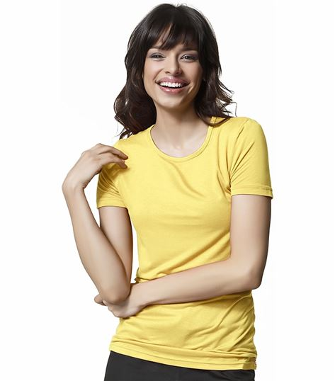 WonderWink Layers Women's Short Sleeve Underscrub Knit Tee-2209