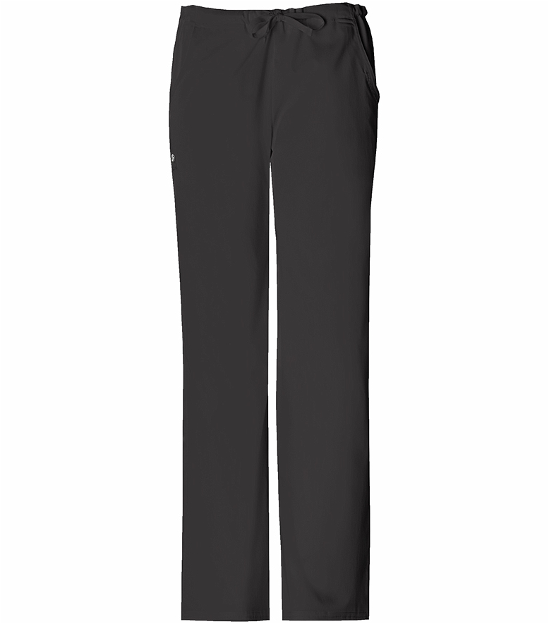 8b5b7979678 Cherokee Luxe Women's Low Rise Straight Leg Scrub Pants-1066 | Medical  Scrubs Collection