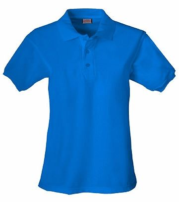 Cherokee Workwear Unisex Polo Shirt 4868