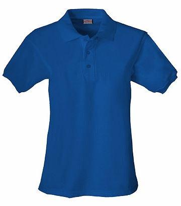 Cherokee Workwear Unisex Polo Scrub Knit Tee Shirt-4868