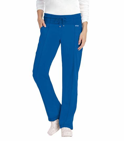 Barco Grey's Anatomy Active Women's Yoga Knit Scrub Pants-4276