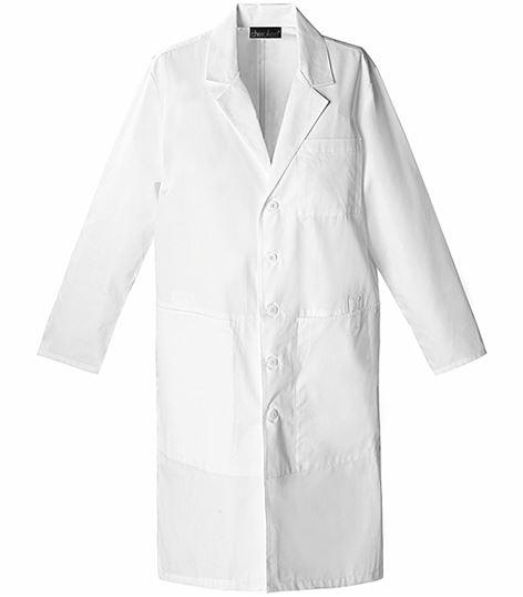 """Dickies Professional Whites 40"""" Unisex Lab Coat 1424"""