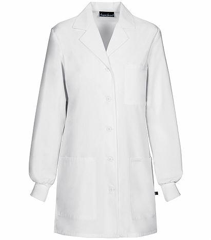"Dickies Professional Whites 32"" Lab Coat 1362"