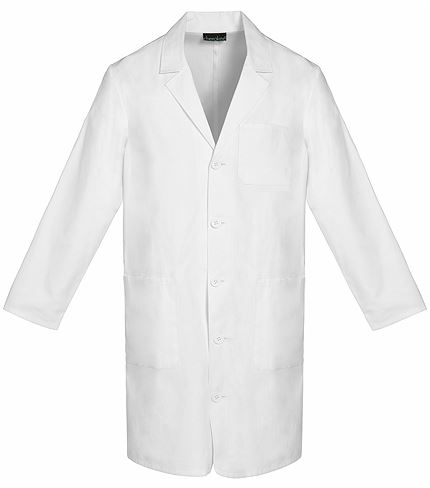 "Dickies Professional Whites 40"" Unisex Lab Coat 1408"
