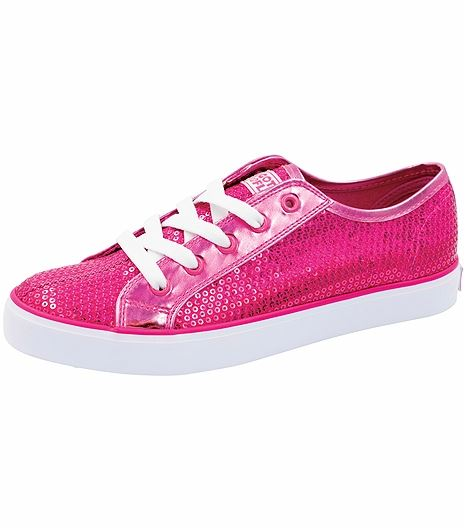 Footwear Footwear - Sequin Lace Up GFDISCOII