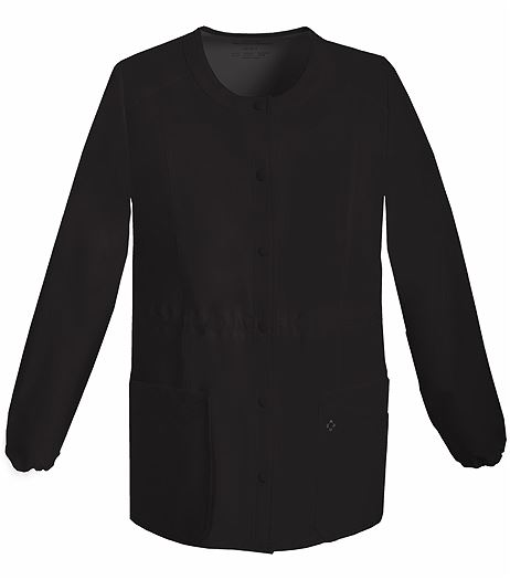 Cherokee Perfect Stretch Women's Warm-Up Scrub Jacket-1304