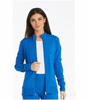 Cherokee Iflex Women's Zip Up Nurse Scrub Jacket-CK303