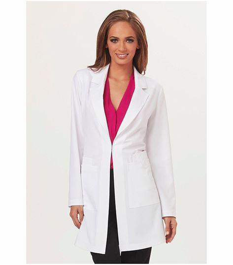 """Sapphire """"milan"""" Women's Lab Coat-SA400A"""