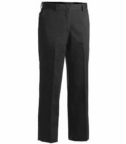 WOMEN'S FLAT FRONT PANT EW8567